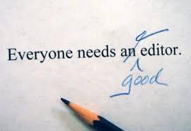Tutti abbiamo bisogno di un editor