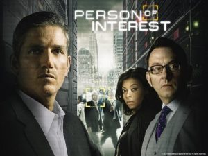 PersonOfInterest - Finch&Reese team