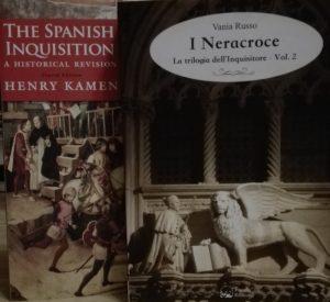 Vania Russo - La trilogia dell'Inquisitore I Neracroce