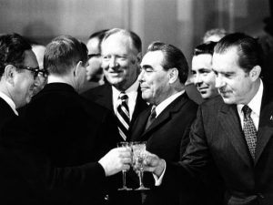 Kissinger e Nixon