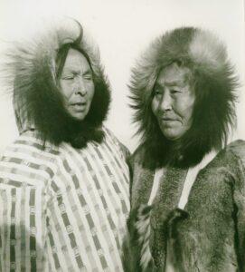 Donne eschimesi 1950