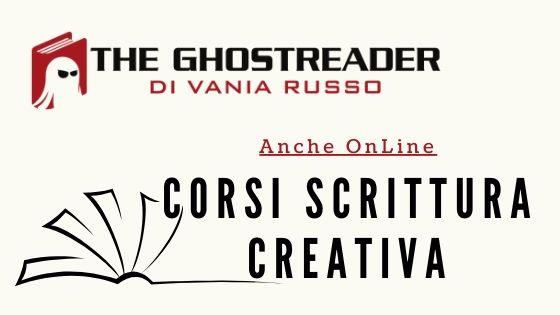 Corsi di Scrittura Creativa - Vania Russo - Online